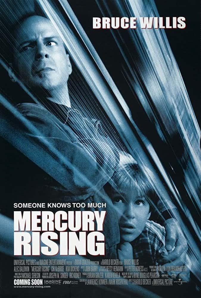Mercury Rising (1998) คนอึดมหากาฬผ่ารหัสนรก