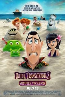 Hotel Transylvania 3 โรงแรมผีหนี ไปพักร้อน 3 ซัมเมอร์หฤหรรษ์