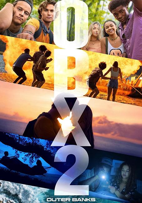 Outer Banks Season 2  (2021) สมบัติลับเอาเทอร์แบงค์ส  2