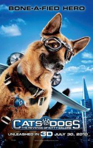 Cats & Dogs: The Revenge of Kitty Galore (2010) สงครามพยัคฆ์ร้ายขนปุย ภาค2
