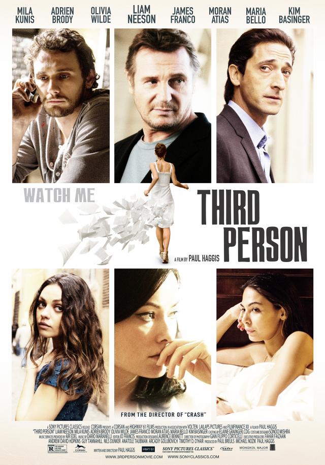 Third Person (2013) ปมร้อนซ่อนเร้น