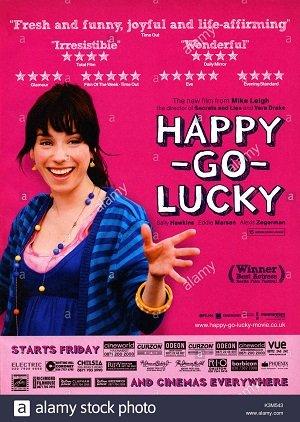 Happy Go Lucky (2008) ป๊อบปี้ เธอสุขไม่มีสุด