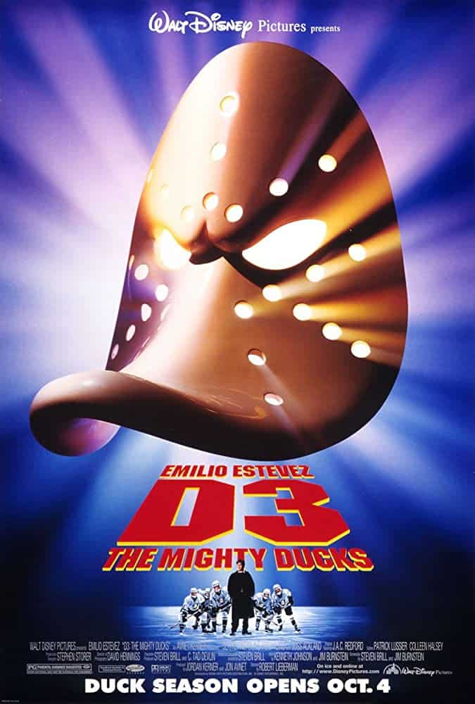 D3: The Mighty Ducks 3 (1996) ขบวนการหัวใจตะนอย 3