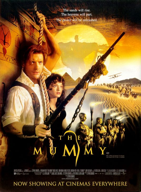 The Mummy 1 (1999) เดอะ มัมมี่ คืนชีพคำสาปนรกล้างโลก ภาค 1