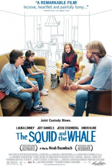 The Squid and the Whale (2005) ครอบครัวนี้ ไม่มีปัญหา?