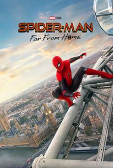 Spider-Man Far from Home สไปเดอร์-แมน ฟาร์ ฟรอม โฮม
