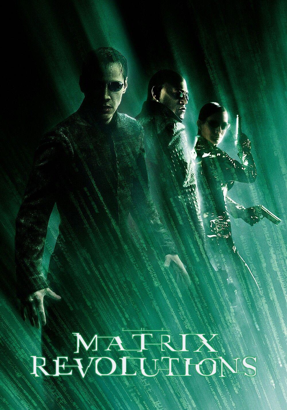 The Matrix Revolutions 3 (2003) ปฏิวัติมนุษย์เหนือโลก