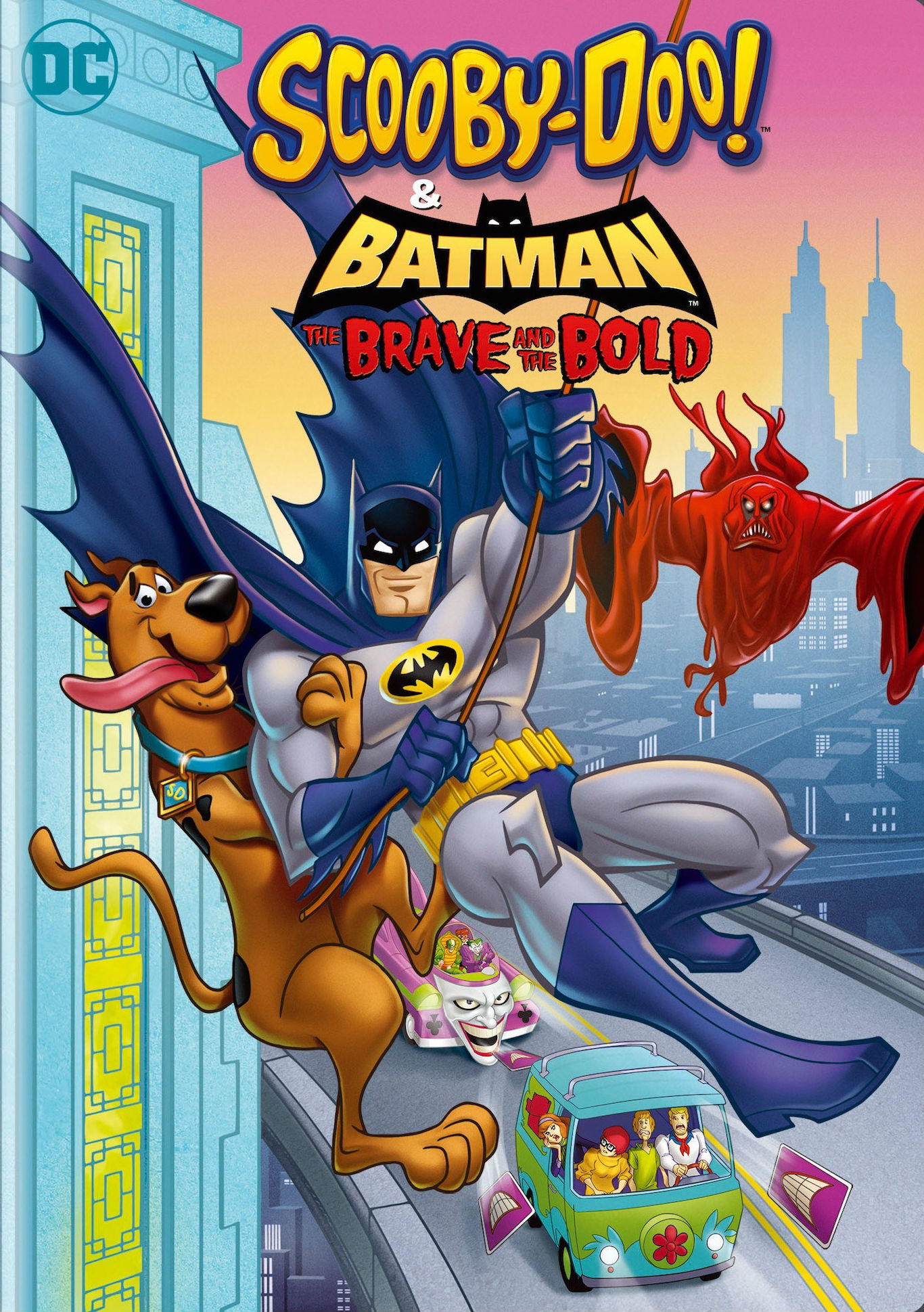 Scooby-Doo & Batman The Brave and the Bold (2018)