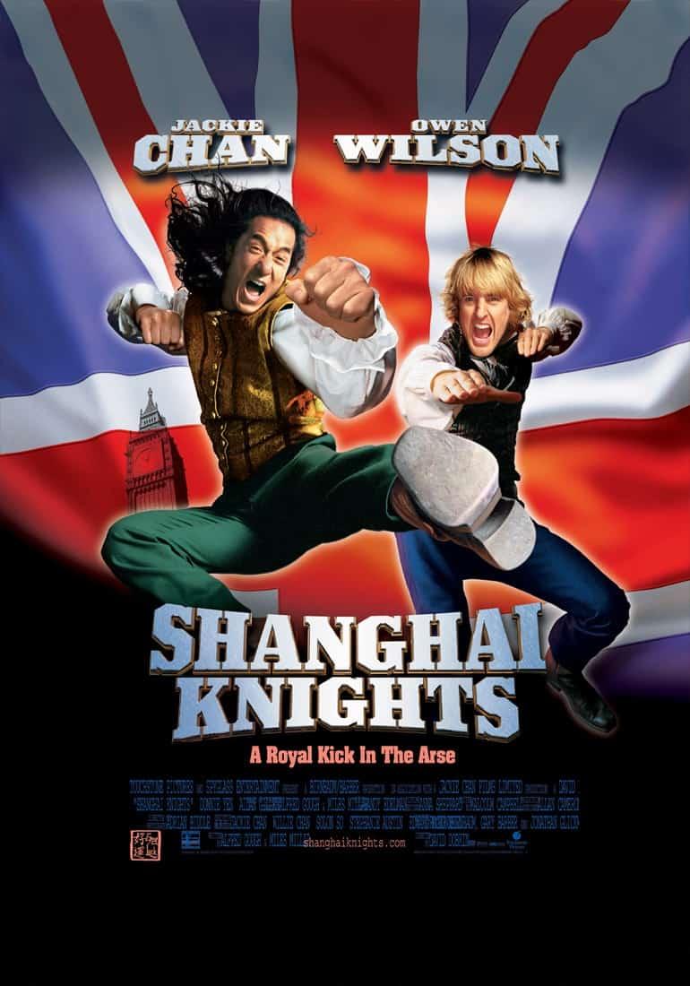 Shanghai Knights (2003) คู่ใหญ่ฟัดทลายโลก