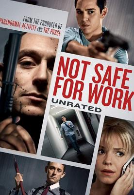 Not Safe for Work (2014) ปิดออฟฟิศฆ่า