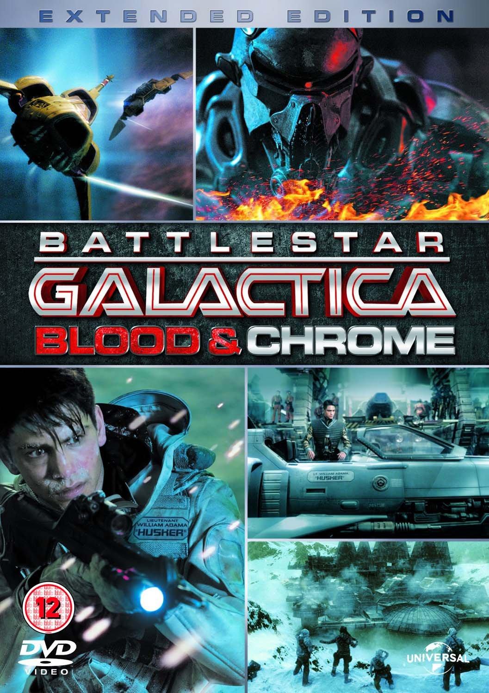 Battlestar Galatica Blood & Chrome (2012) สงครามจักรกลถล่มจักรวาล