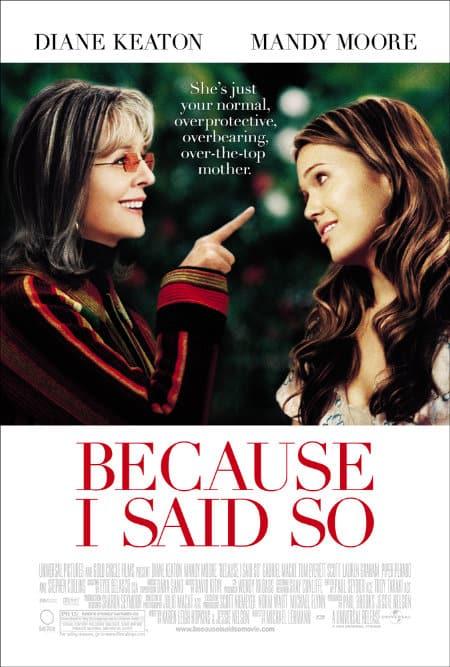 Because I Said So (2007) หารักใหม่ให้คลิกใจแม่