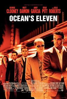 Ocean's Eleven 11 คนเหนือเมฆปล้นลอกคราบเมือง
