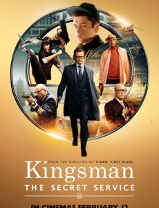 Kingsman : The Secret Service (2014) คิงส์แมน : โคตรพิทักษ์บ่มพยัคฆ์