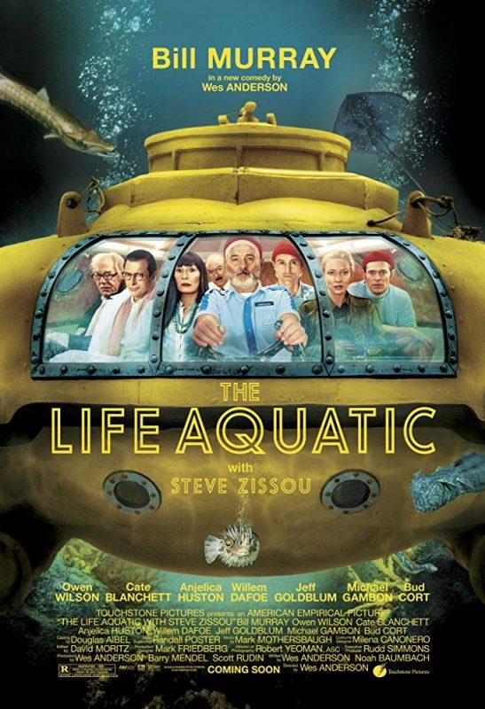 The Life Aquatic with Steve Zissou (2004) กัปตันบวมส์ กับทีมป่วนสมุทร