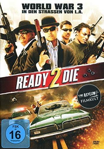 Ready 2 Die (2014) ปล้นไม่ยอมตาย