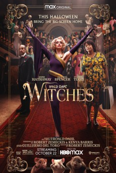 the witches (2020) แม่มด ของ โรอัลด์ ดาห์ล
