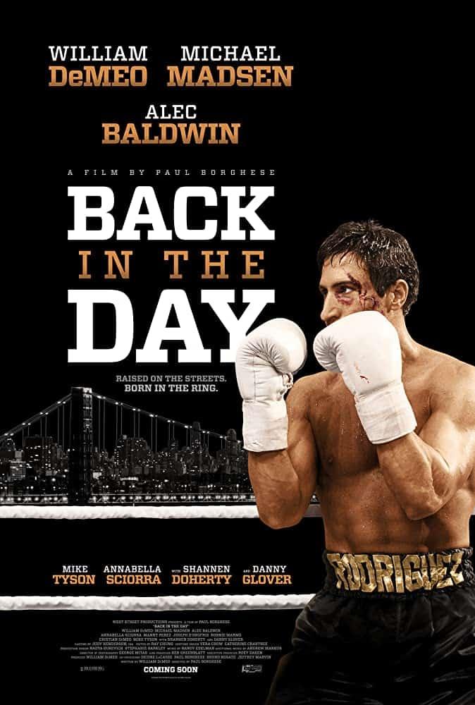 Back in the Day (2016) วันมรณะ สั่งเป็นสั่งตาย