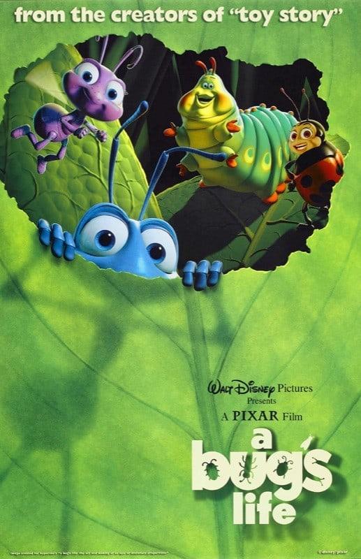 A Bugs Life (1998) ตัวบั๊กส์ หัวใจไม่บั๊กส์