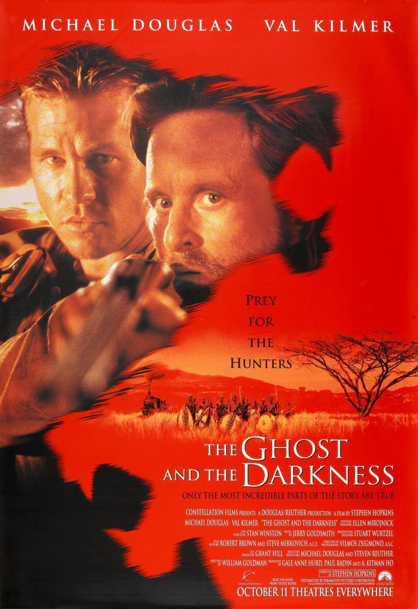 The Ghost and the Darkness (1996) มัจจุราชมืดโหดมฤตยู