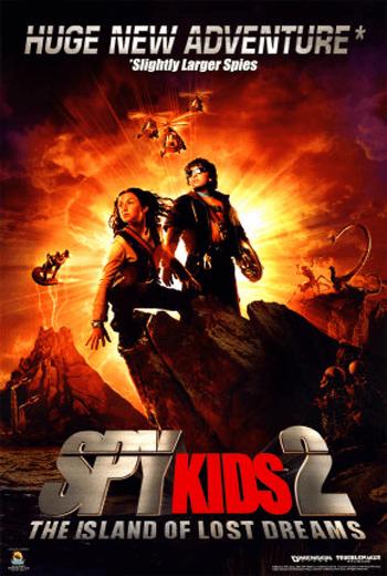 Spy Kids 2 Island of Lost Dreams (2002) พยัคฆ์ไฮเทคทะลุเกาะมหาประลัย
