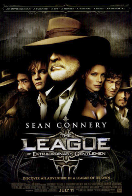 The League of Extraordinary Gentlemen (2003) เดอะ ลีค มหัศจรรย์ชน…คนพิทักษ์โลก