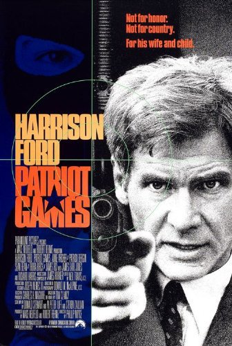 Patriot Games (1992) เกมอำมหิตข้ามโลก