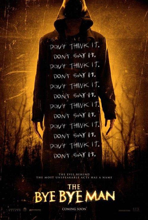 Bye Bye Man (2017) กู้ดบาย ตายไม่ดี