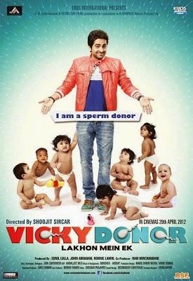 Vicky Donor (2012) ผู้ชายขายน้ำ. . .ฮัดช้า