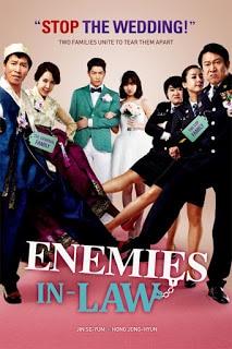 Enemies In Law (2015)