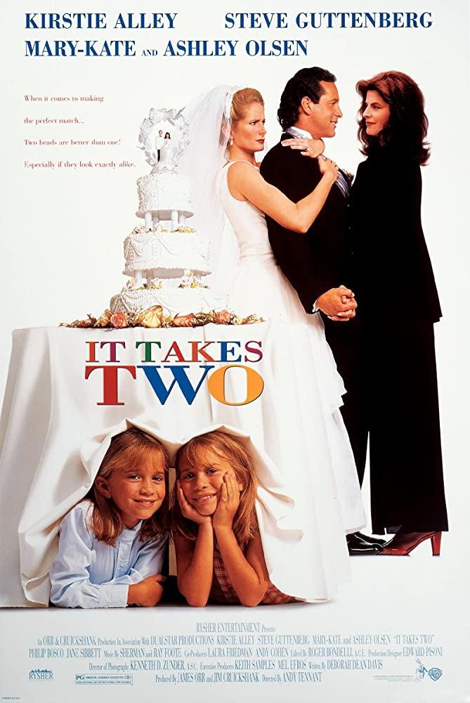 It Takes Two (1995) สองแสบอลวน
