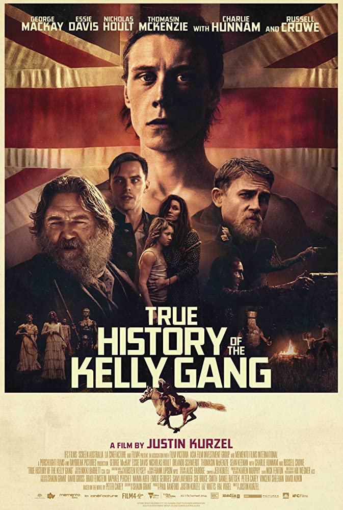 True History of the Kelly Gang (2020) ประวัติศาสตร์ที่แท้จริงของแก๊งเคลลี่