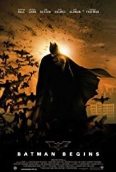 Batman Begins แบทแมน บีกินส์