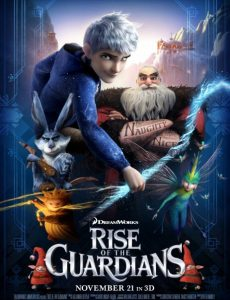 Rise of the Guardians (2012) ห้าเทพผู้พิทักษ์