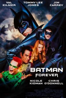 Batman Forever (1995) แบทแมน ฟอร์เอฟเวอร์ ศึกจอมโจรอมตะ
