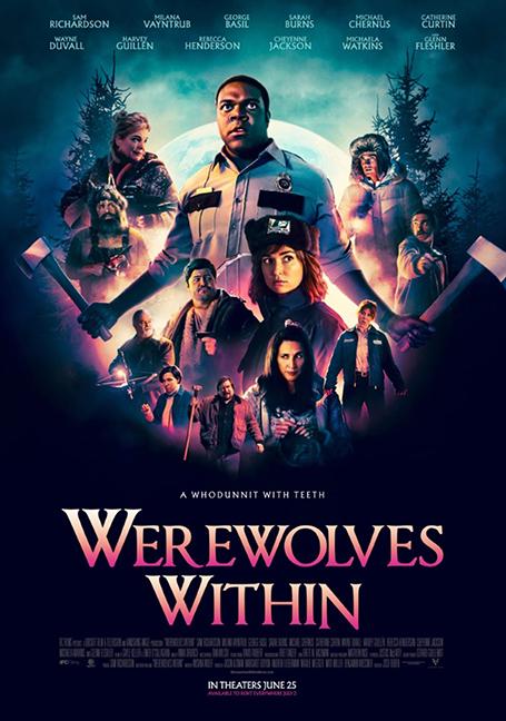 Werewolves Within (2021) คืนหอนคนป่วน