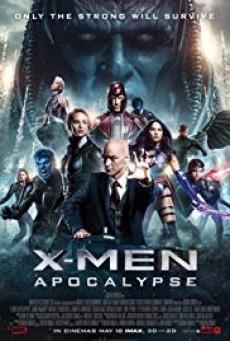 X-Men 8 Apocalypse เอ็กซ์ เม็น อโพคาลิปส์