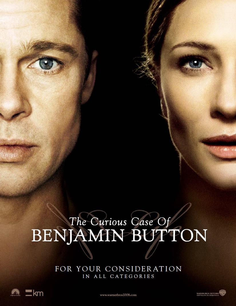 The Curious Case of Benjamin Button (2008) เบนจามิน บัตตัน อัศจรรย์ฅนโลกไม่เคยรู้