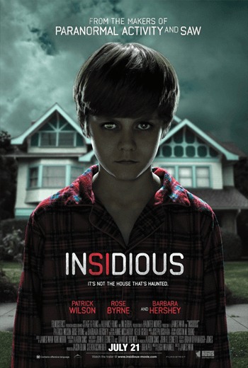 Insidious 1 (2010) อินซิเดียส วิญญาณตามติด1