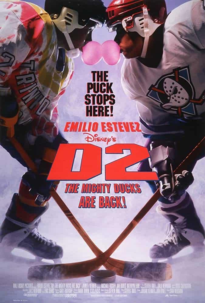 D2: The Mighty Ducks 2 (1994) ขบวนการหัวใจตะนอย 2