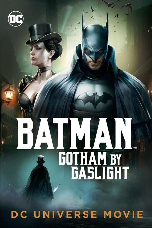 Batman Gotham By Gaslight (2018) แบทแมน อัศวินก็อตแธม (ซับไทย)