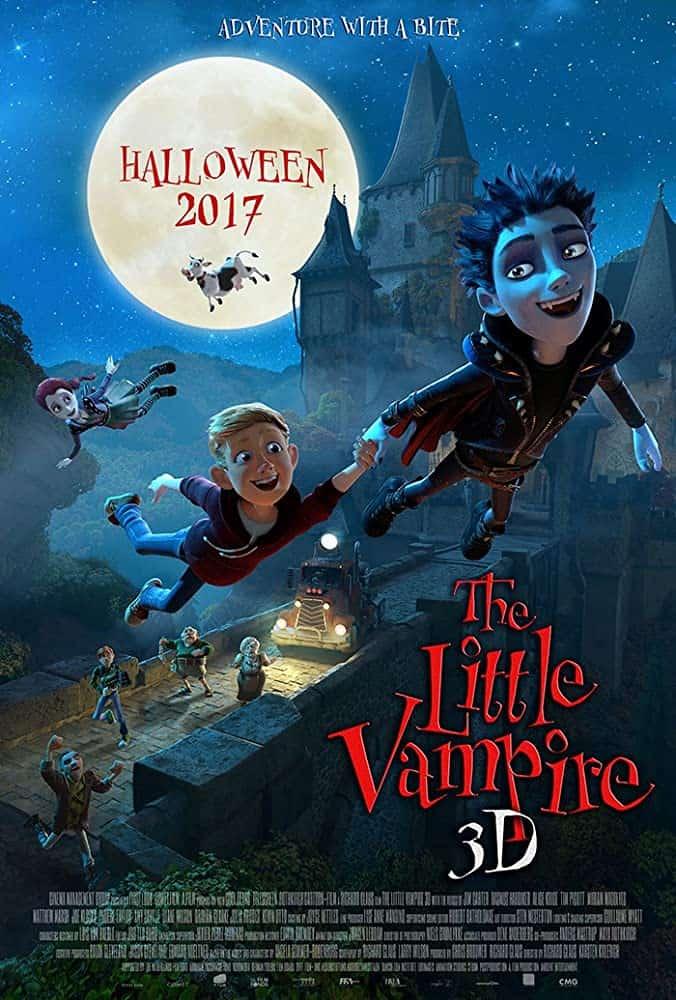 The Little Vampire (2017) แวมไพร์ตัวน้อย
