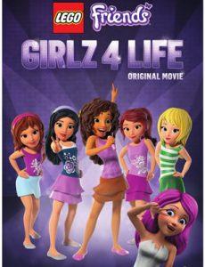 LEGO Friends Girlz 4 Life (2016) เลโก้ เฟรนด์ส แก๊งสาวจะเป็นซุปตาร์